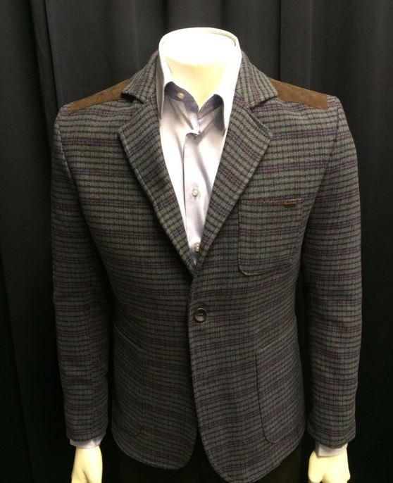 TILBUD RNT Blazer Tweed