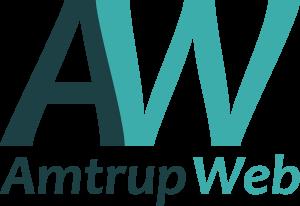 Amtrup web logo