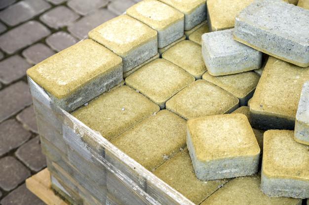 byggetilbud fliser med sten klar til Bjergsted entreprise