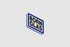 Bornglas