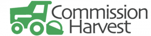 Commission Harvest logo