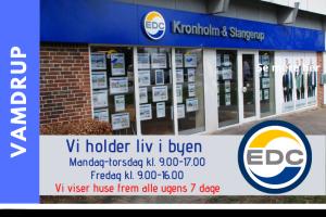 EDC VAMDRUP BANNER CITY KOLDING