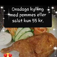 Grill-eXperten.dk onsdags kylling