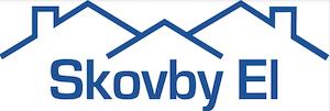 Skovby-el logo