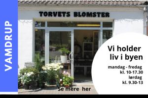 Torvets Blomster Vamdrup