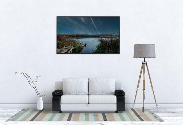Hørhaven - Landskabsplakater - WooW plakater