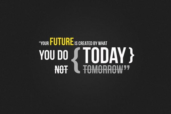Your FUTURE Citatplakat
