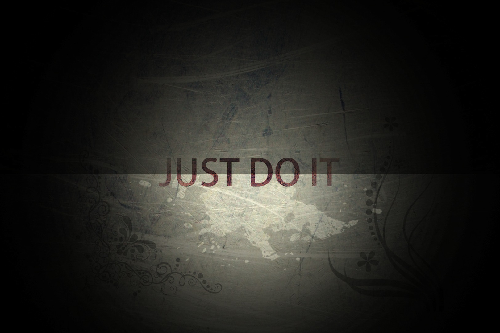 Just Do It Citatplakat