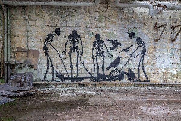 ART - WooW Plakater Forladte steder - urban explore