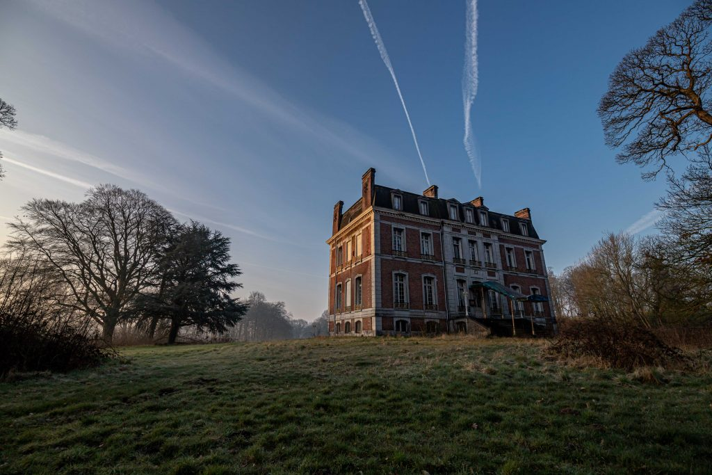 Chateau Expert - WooW Plakater Forladte steder - urban explore