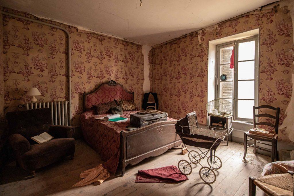 Hannibals Soveværelse WooW Plakater Forladte steder - urban explore