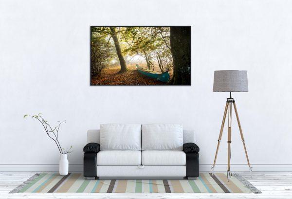 Hørhaven 3 - Landskabsplakater - WooW plakater