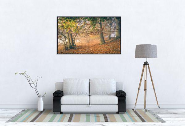 Hørhaven 4 - Landskabsplakater - WooW plakater