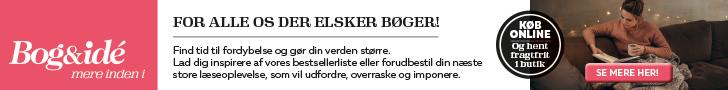 BOG & IDE STORGADE SORØ