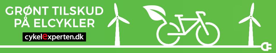 Cykelexperten kør grønt grønt tilskud