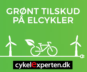 Cykelexperten.dk grøntilskud kør grønt