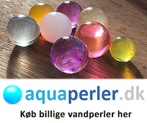 Aquaperler.dk - Tilbud på vandperler