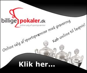 Billigepokaler.dk online salg af sportspræmier