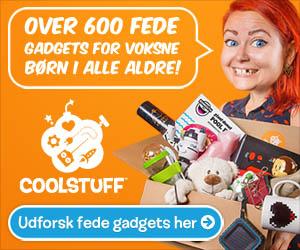 CoolStuff.dk Gadgets for voksne og børn