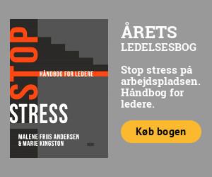 Novia.dk Stop stress bøger til private og erhverv