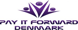 Pay it forward Denmark logo