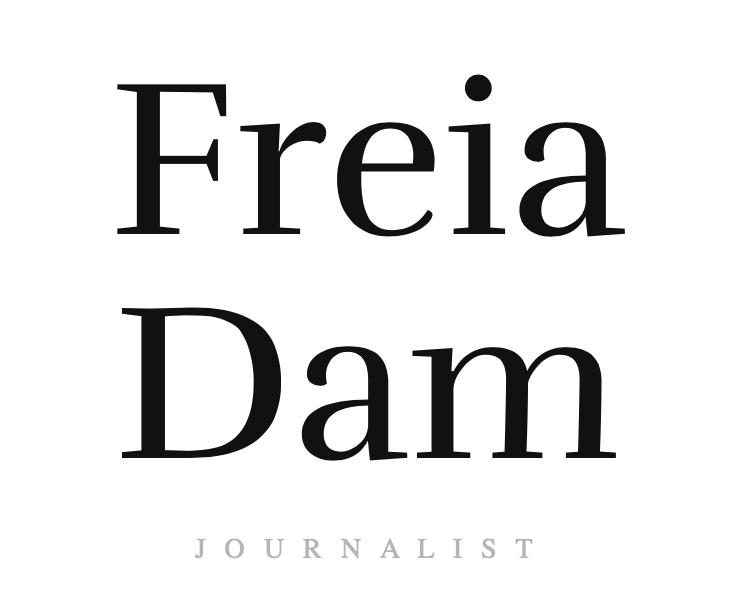 Freia Dam Podcast