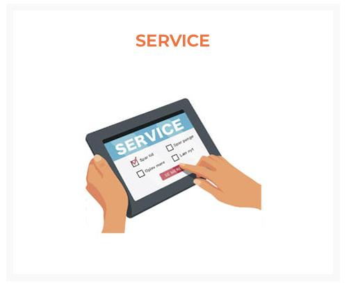Niipit service virksomheder