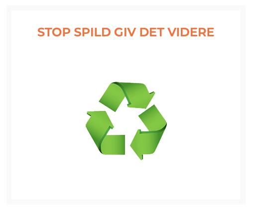 Niipit Stop Spild Giv Det Videre - VIP B4B Tilbud