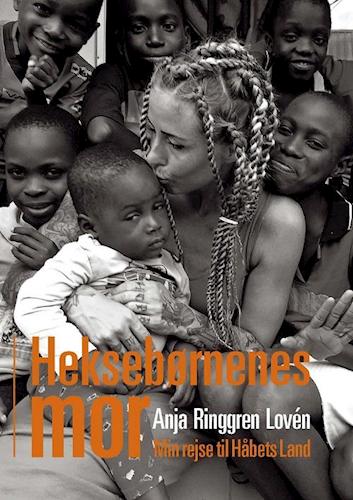 Heksebørnenes mor af Anja Lóven & Julie Moestrup