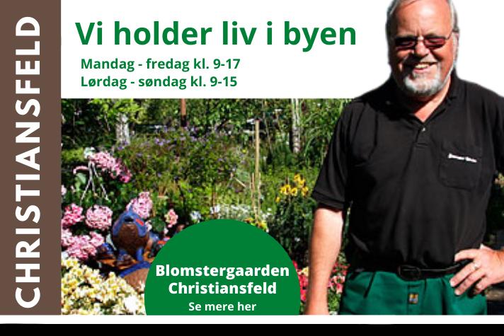 Blomstergaarden Christiansfeld