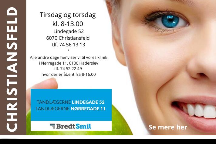 Bredt Smil