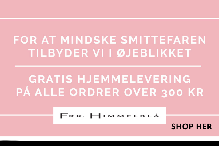 Frøken Himmelblå SHOP ONLINE