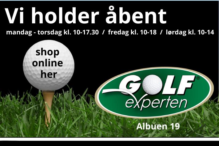 Golf Experten VI HAR ÅBENT