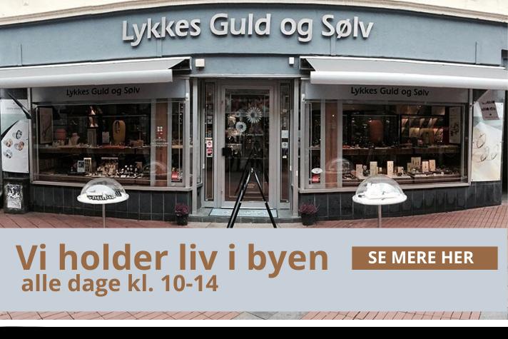 LYKKES GULD & SØLV
