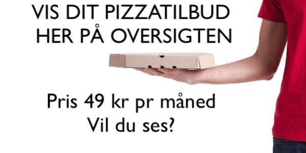 PIZZATILBUD banner reklame