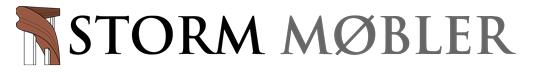 Storm møbler logo