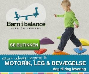 Børn i ballance mobil banner